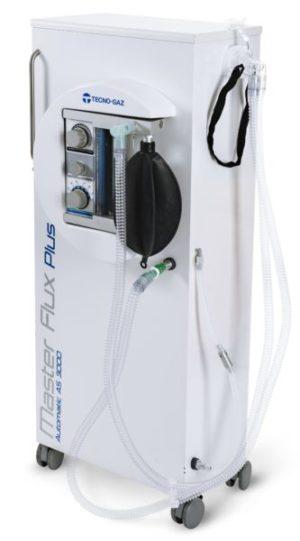 MasterfluxPlus urządzenie do sedacji wziewnej